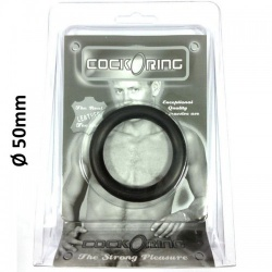 Rubber Cockring 10 mm - Ø 50mm - 115-or05
