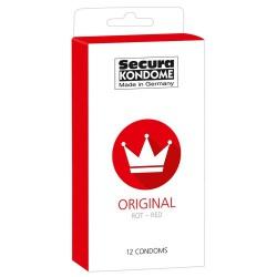 Original Red 12 Kondome von Secura - or-04157070000