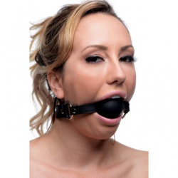 XL Silicone Ball Gag - 118-xr-ae912