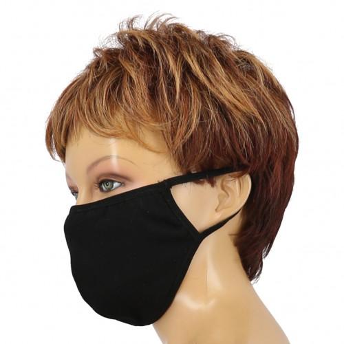 Cotton-Mask black