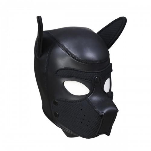 Neoprene Puppy Dog Masker - L van Kiotos