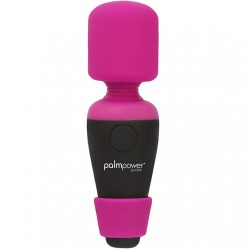 Palm Power Rechargeble Pocket Massager - Pink - ri-6438