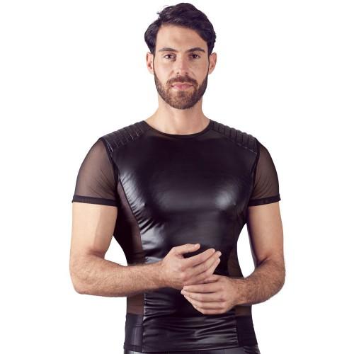 Shirt - Tight-Fit im Biker-Style von NEK - or-216140017