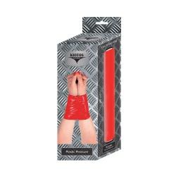 Kiotos Bizarre - Plastic Pleasure - Red Bondage Foil - op-146-1003