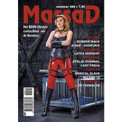 Massad BDSM Magazine 306 Juni - Juli 2021 - ms-massadmagazine306