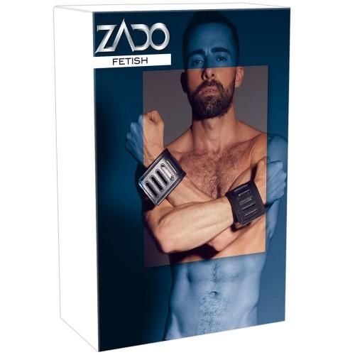 Leather Wrist Restraints by ZADO