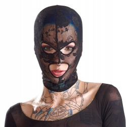 Elastic Mask Lace by Bad Kitty - or-24903821001