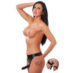 Latex dildoslip - ri-9005