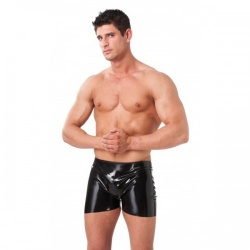 Latex heren short - ri-9030