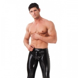 Latex heren broek - ri-9035