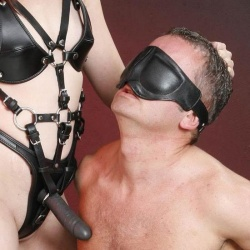 MEO DeLuxe Blindfold - nl-blb2