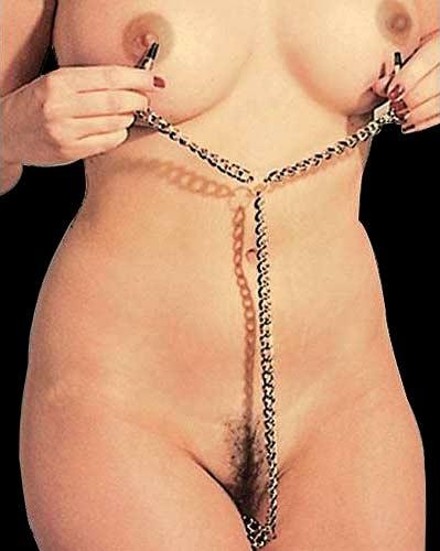 Nipple Clamps with chains - Os-05251970000