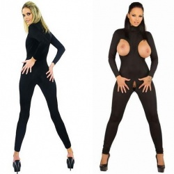 Catsuit with thru zip 1253 - le-1253