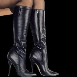 le-d058 Boots - shoe size 38 - le-d058