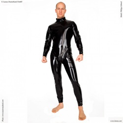 Latex catsuit van Latexa - la-1194