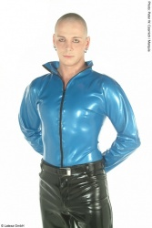 Latex Shirt - la-1173