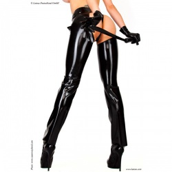Latex Chaps von Latexa - la-1208