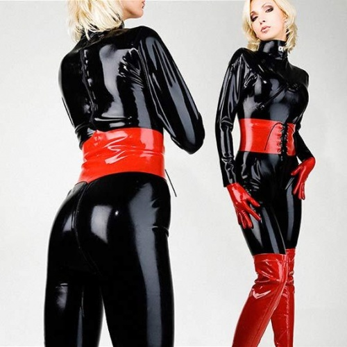 Latexcatsuit Damen - la-3069