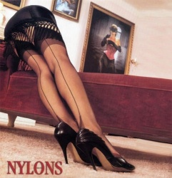 Nylons with seam - et-01blk
