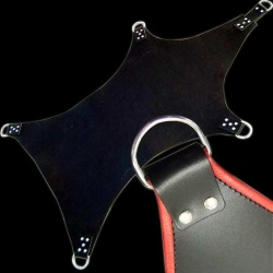 Heavy Leather Sling - hg-ba05