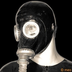 Russian Gas Mask - mb-6663