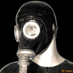 Russian Gas Mask - mrb-631300