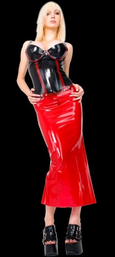 Corset with cups - La-1226