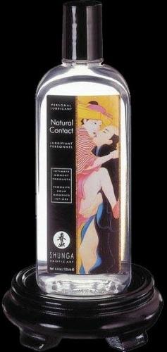 Shunga Natural Contact Lub. 125Ml - Ep-E20691