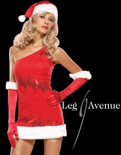 Sexy Christmas Belle -  Leg -83475