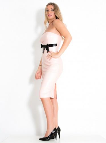 Pink Rubber Flamingo Dress size X-Large - HR-R1389-XL