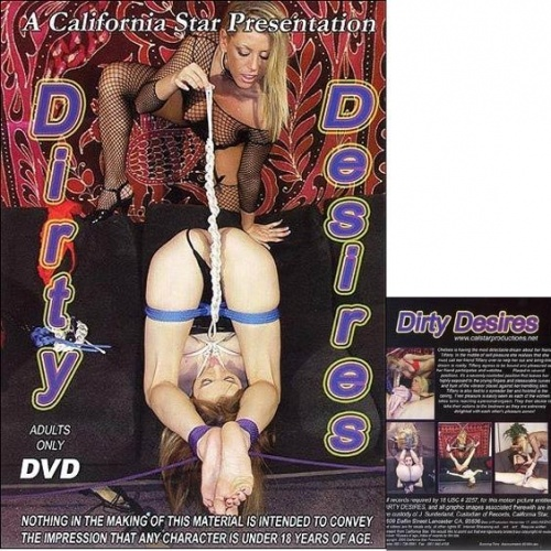 Dirty Desires - Dvd-dd