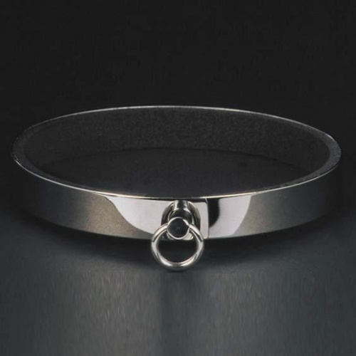 RVS halsband 'O' - LL-HB006