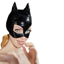 Lak kattenmasker van Black Level - or-28701181101