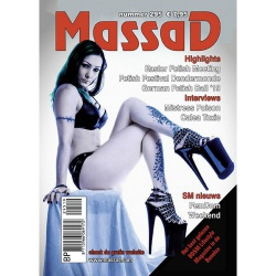 Massad BDSM Magazine 295 - Massad editie April - Mei 2019 - ms-massadmagazine