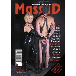 Massad BDSM Magazine 293- Massad editie Januari - Februari 2019 - ms-massadmagazine