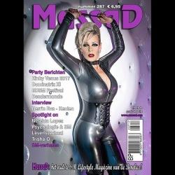 Massad BDSM Magazine 287 - Massad editie december - januari 2018 - ms-massadmagazine