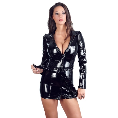 Vinyl Coat Dress sizes S > XL - or-2850079