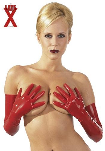 Handshuhe