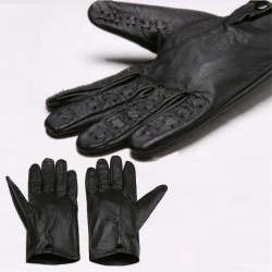 Sharp Black Vampire Gloves - xr-st110