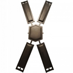 Stainless Steel St Andrews Cross - dgs-109