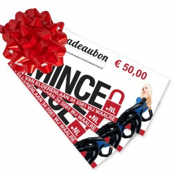 Gift Certificate Mince.nl - cbon