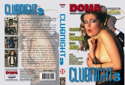 Doma Club Night 3 - dvm-1200