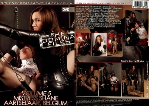 The Domina Files DVD