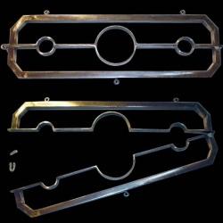 Steel pillory Framework - dgs-pr02