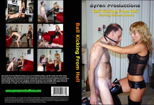 Syren Productions DVD