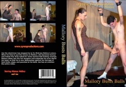 Mallory Busts Balls - MS-SP-mallbb