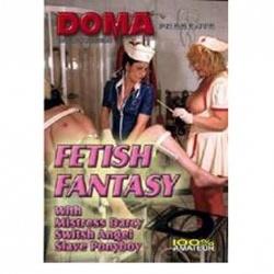 Doma Fetish Fantasy - dvm-063