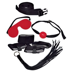 Bad kitty bondage-set 8 pcs. - or-05279630000