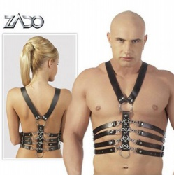 Leather-Harness by ZADO - or-2000067