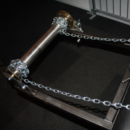 Bondage Tafel-bed